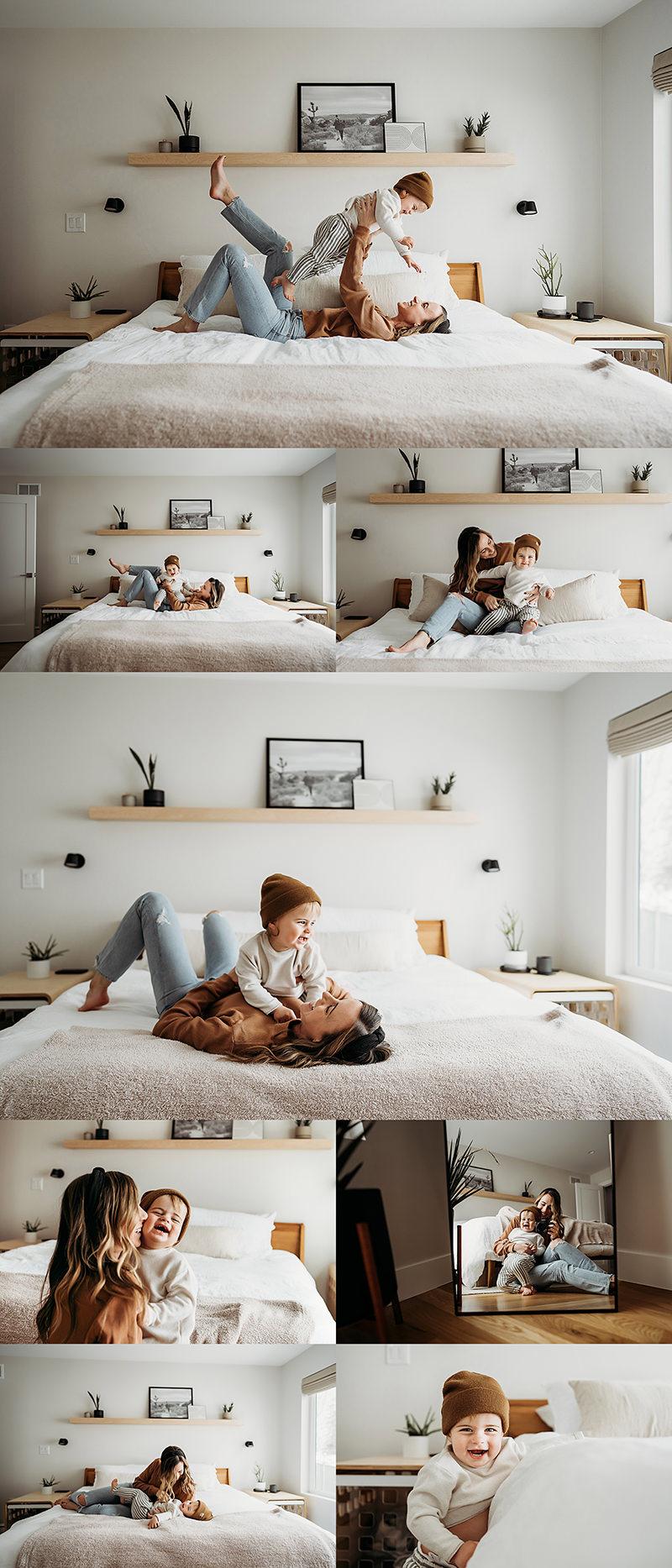 Denver family photographer, self portraits, alex morris design