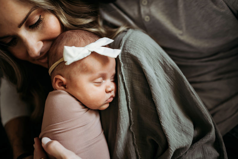 Alex Morris Design Denver Newborn Photographer